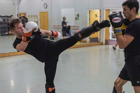 Breen Legacy Academy - Kickboxing 897A22