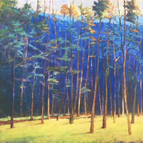 Blue Forest by Ken Elliott