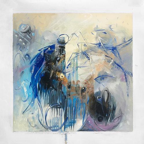 "copy of ""Canto al Amor"" by Bartolome Luzanquis"