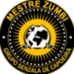 Mestre Zumbi Senzala logo