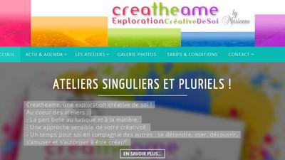 Creatheame, les ateliers créatifs de So !