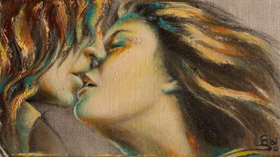 Portrait : Rumpelstiltskin & Belle