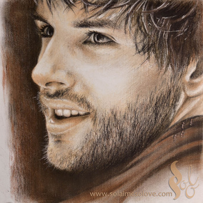 Portrait : Colin Morgan