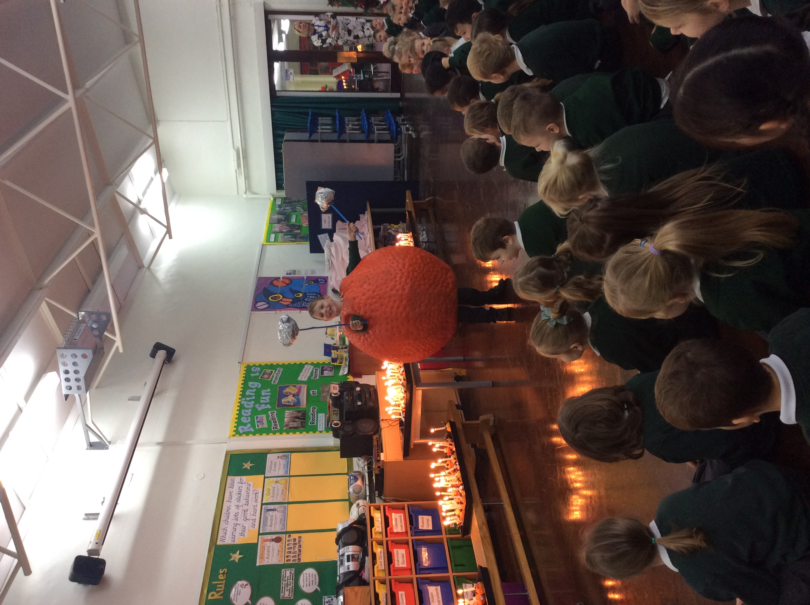 Christingle Assembly 2016