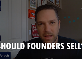 Should a Founder Do Sales?