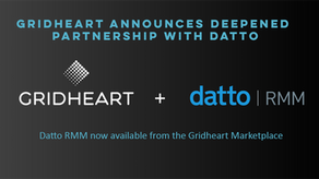 Gridheart Announces Deepened Partnership with Datto