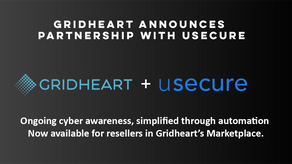 Gridheart Announces Partnership with usecure