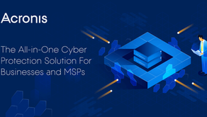 GRIDHEART NOW OFFERING ACRONIS CYBER PROTECT