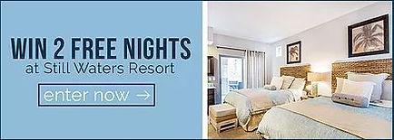 Win 2 Nights At Still Waters Resort, Brason Missouri