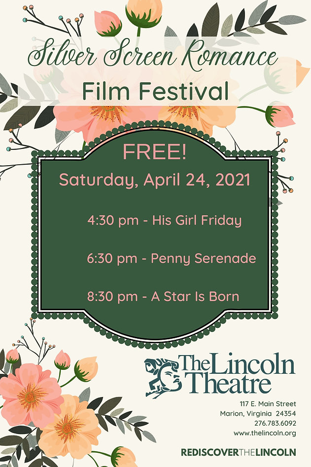 Silver Screen Romance Film Festival (1).