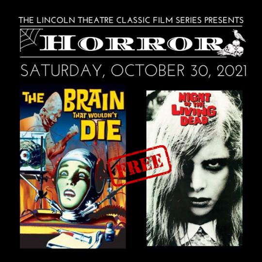 Classic Horror Film Festival