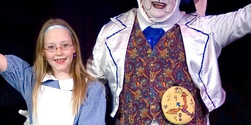 """Missoula Children's Theatre Presents: """"Alice in Wonderland"""""""