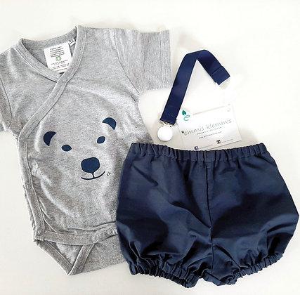 Summer outfit bear navy