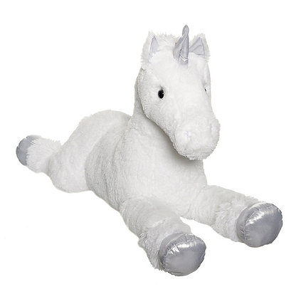 Unicorno sdraiato