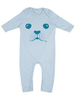 Sleepsuit Baby Seal