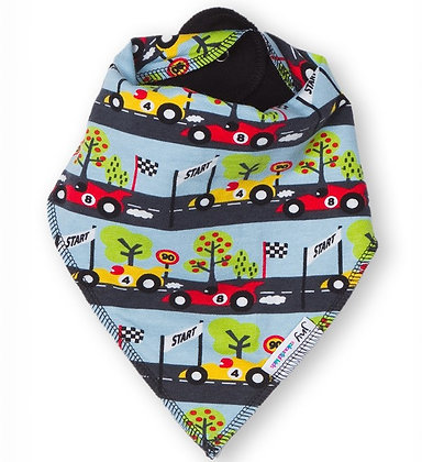Scarf race car