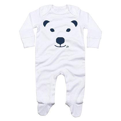 Sleepsuit polar bear
