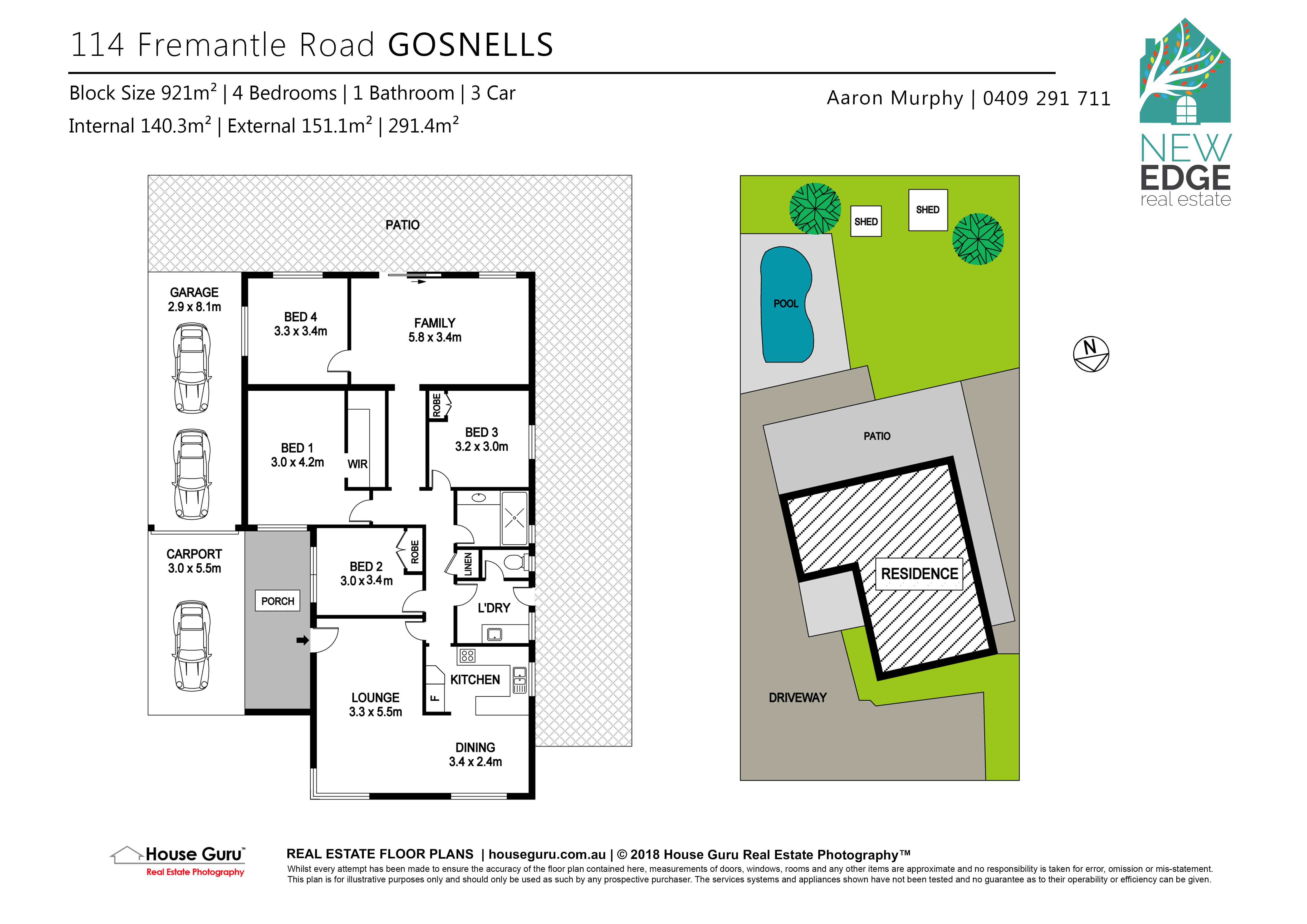 114 Fremantle Floorplan