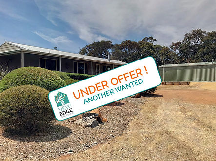 Under Offer Pic -  124 O'Connell Rd, Wan