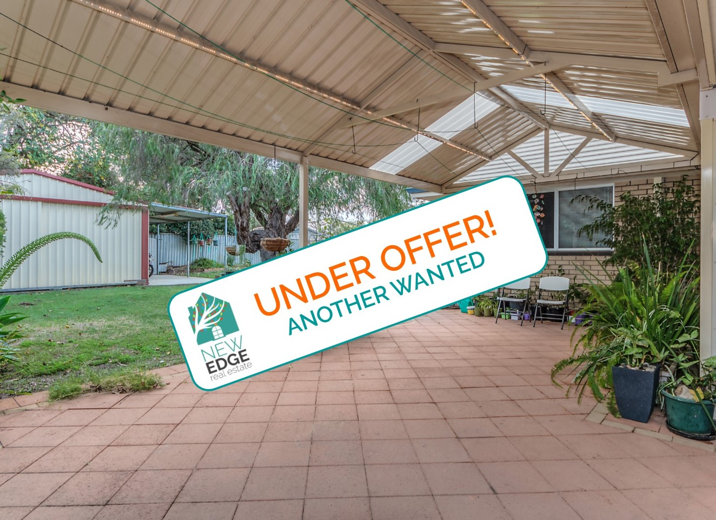 Under Offer Pic -  20 Margery Rd