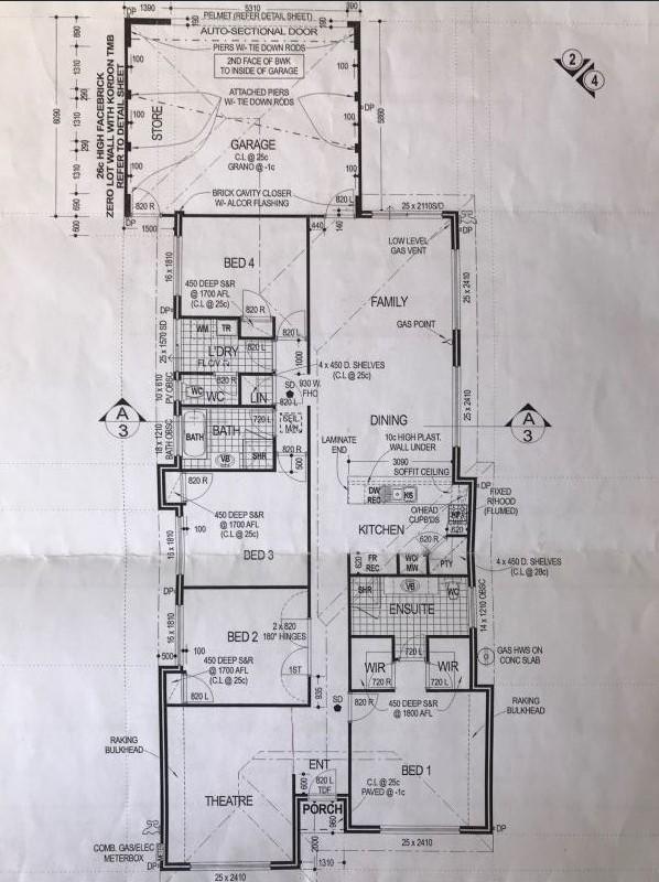 Floorplan - 8 Camborne App Bertram