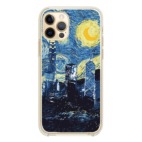 【Starry Night】 Phone Case - iPhone