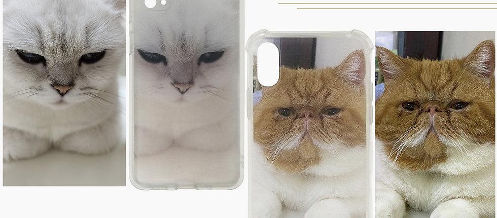 iPhone - Phone Case【Transparent】
