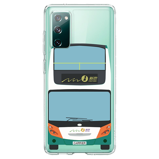 Samsung - Bus Phone Case 【Custom Route/Destination/Car Plate】