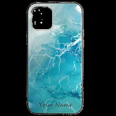 Scrachtproof Glass Phone Case