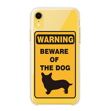 【Caution Sign】 Phone Case - iPhone