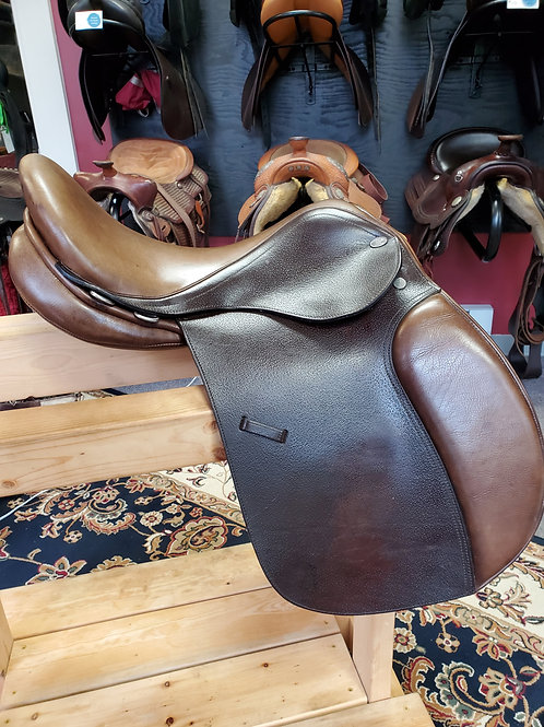 "16.5"" Smith-Worthington Mystic all-purpose saddle"
