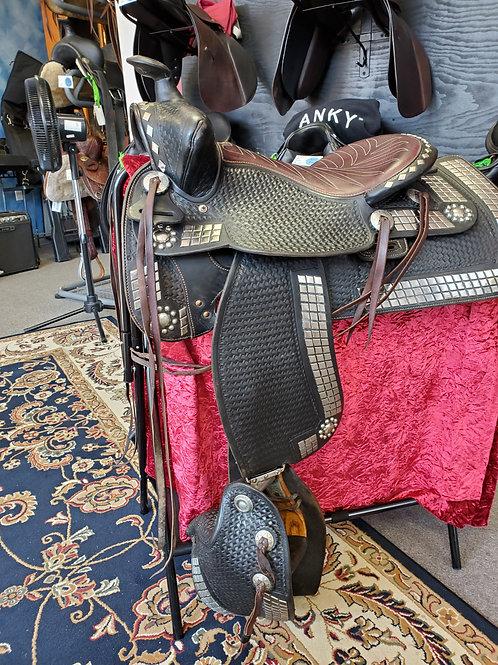 Vintage Parade saddle
