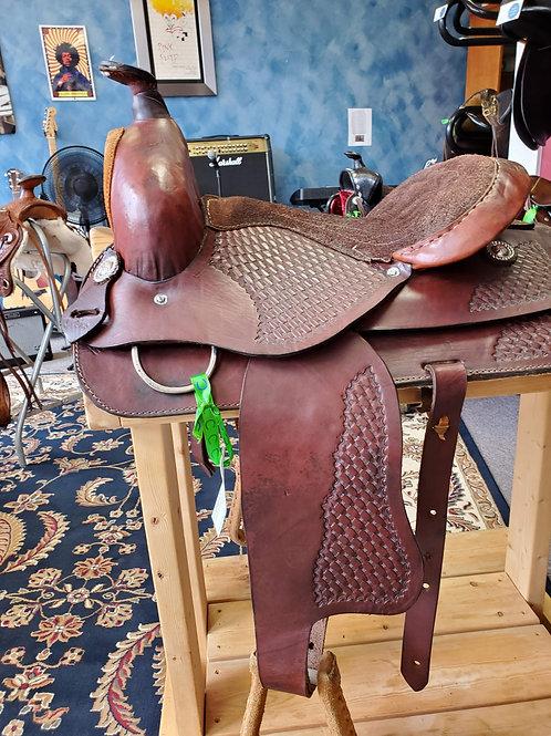 """15"""" Mexico western saddle"""