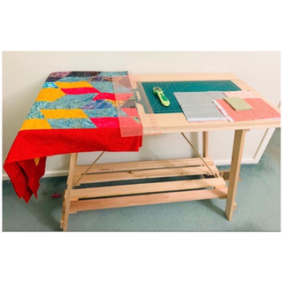Console_Trestle_Natural_Fabric_Cutting_Table