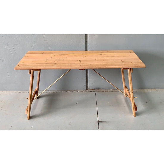 Trestle Tables (Indoor - Recycled Timber)