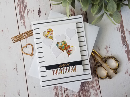 Spellbinders Blog Hop April Club Kits