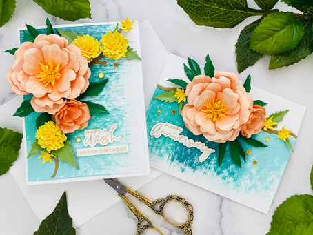 Spellbinders|Susan's Spring Flora