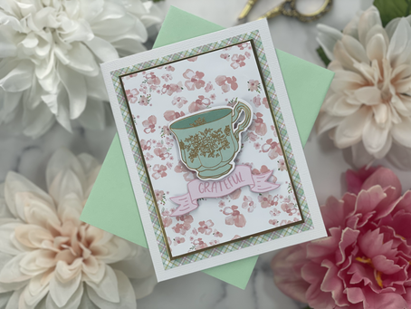Spellbinders|Happy Day Lucky Charm Card Kit of the Month