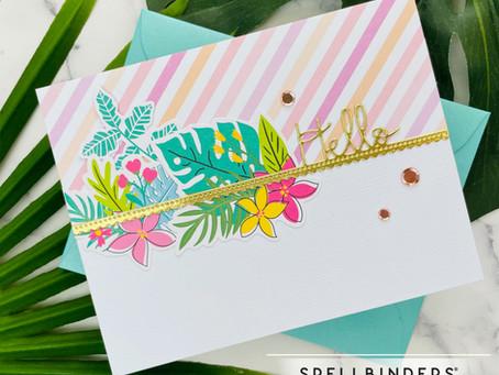 Spellbinders|Card kit of the Month