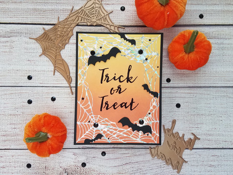 Spellbinders|Fall and Halloween 2020 Collection Glimmer Hot Foil