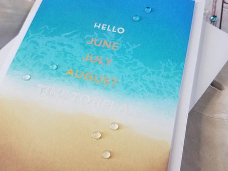 "Spellbinders Glimmer Hot Foil Add-On ""Special Months"""