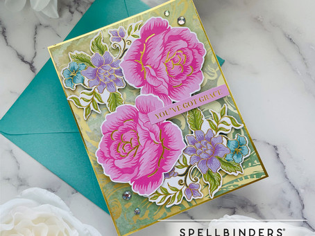 Spellbinders|Card Kit of the Month July
