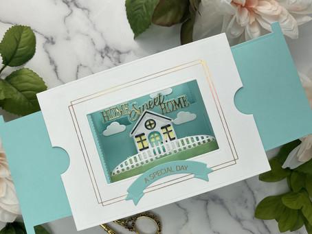 Spellbinders|Interactive Card..Make a Scene