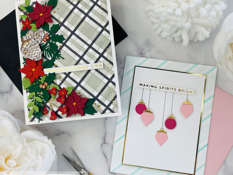 Spellbinders Tis the Season Collection Part Two