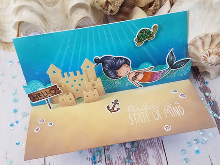 Honey Bee Stamps|Hello Summer Release Blog Hop Day One