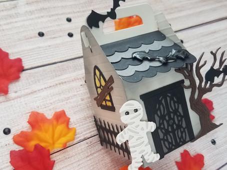 Spellbinders| Becca Feekan 2020 Halloween Collection