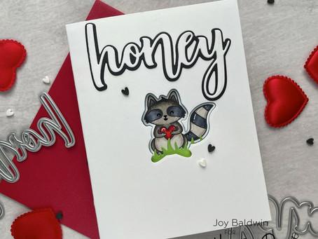 Honey Bee Stamps|Die Cut Surprise