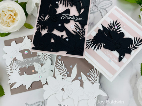Honey Bee Stamps|How To Use One Die To Create Four Beautiful Cards