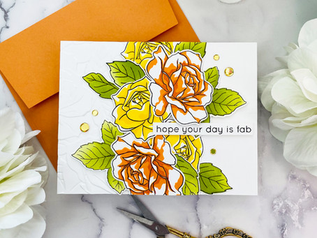 Altenew Craft Your Life Project Kit: Garden Rose Release Blog Hop + Giveaway