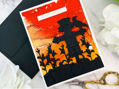 Spellbinders|Happy Harvest and Fall Traditions